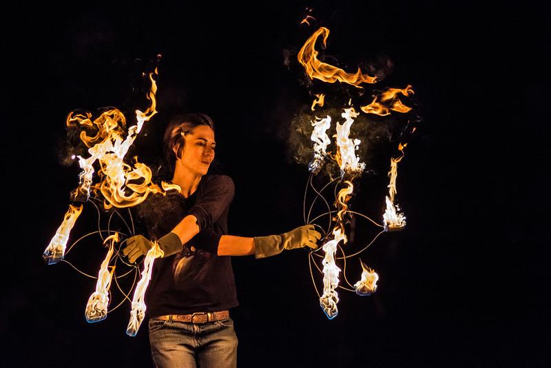 Flaming Play