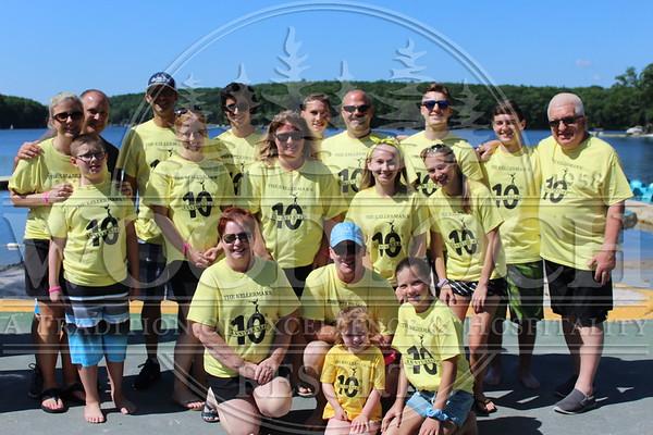 July 24  - Lake Games
