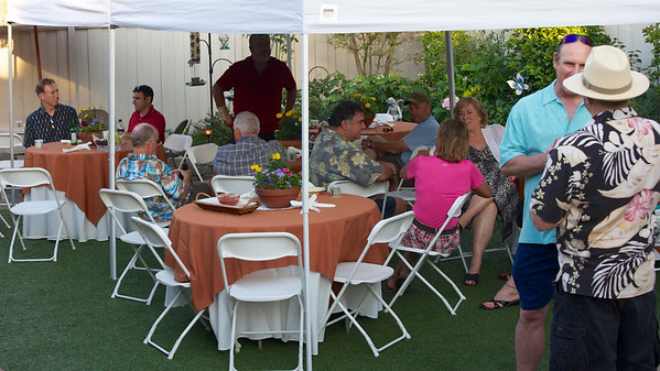 2012 Maxwell Summer Party