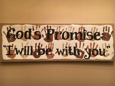 kindergarten God's promise