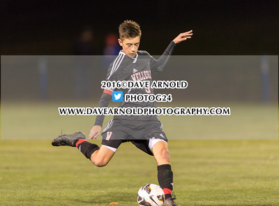 11/7/2016 - Boys Varsity Soccer - D1 South Qtr-final - Wellesley vs Needham