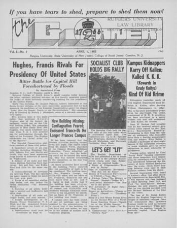 Gleaner 04-01-1952