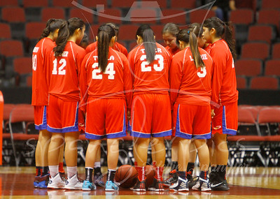 20150226 State Girls Holbrook @ Page