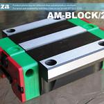 SKU: AM-BLOCK/20CC, 20mm Linear Guide Rail Runner Block HGW20CC
