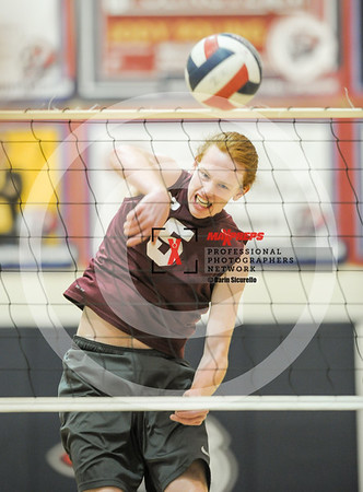 Volleyball 2017 Perry vs Gilbert