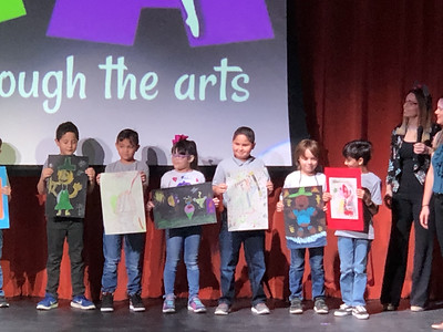 2nd-3rd Grade - Rats! Creative Showcase