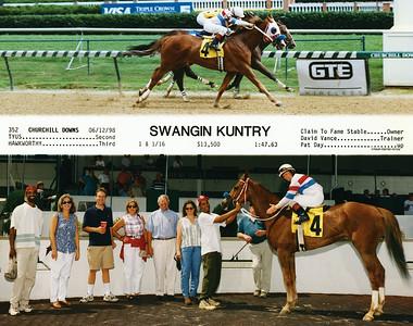 SWANGIN KUNTRY - 6/12/1998
