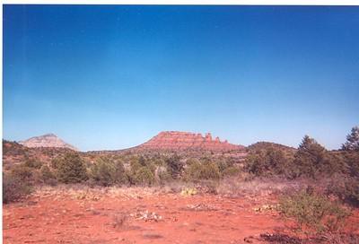 Sedona Arizona, June 2002