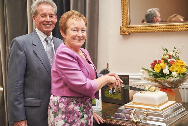 Elders Golden wedding