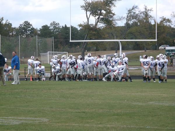 Jr. Prep Football vs. Benedictine