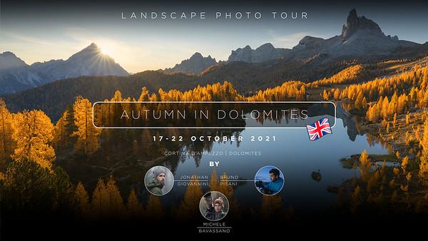 Dolomites Autumn Photo Tour