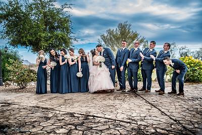 Rebekah & Hunter wedding