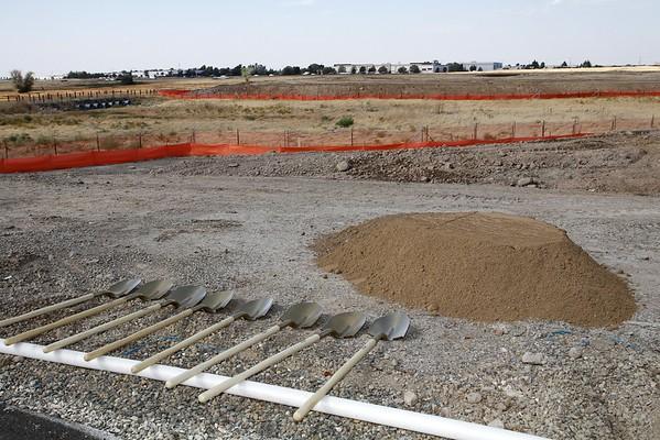 Sagora Groundbreaking for new Senior Living Community in Rocklin, CA 09 13 17