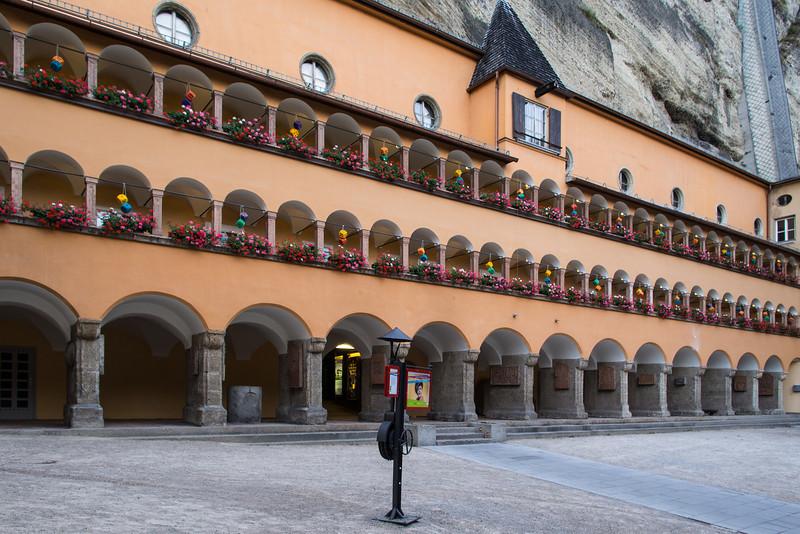 Museum, Salzburg, Austria