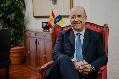 Entrevista al Consejero Pedro Ortega 22 de noviembre de 2017