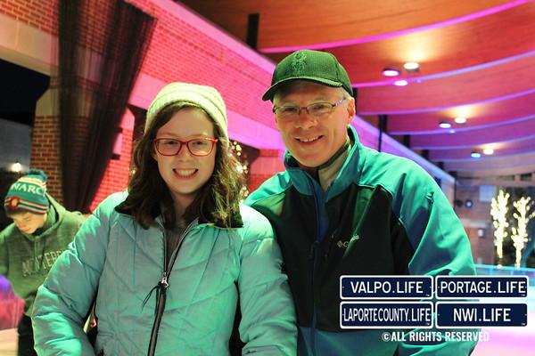 Valpo Parks Foundation First Skate 2018