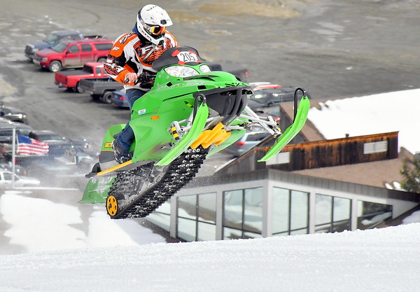 Rock The Hills Snowmobiles SS6 032218