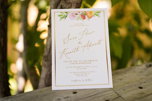 Flowe Ahrendt Wedding