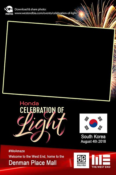 Celebration of Light 2018 South Korea
