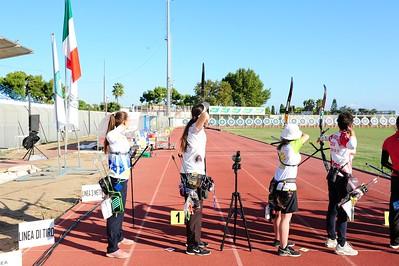 Giorno 2 Eliminatoria Individuali e Squadre foto Filippo Corsini