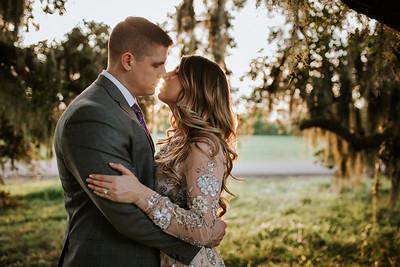 Erica & Gabe's Intimate Chapel Wedding