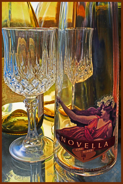 A Bottle of Novella - Judith Sparhawk