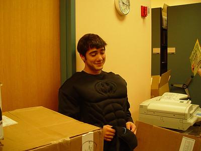Meet Batman 2008