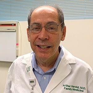 Dr. Arthur Herold