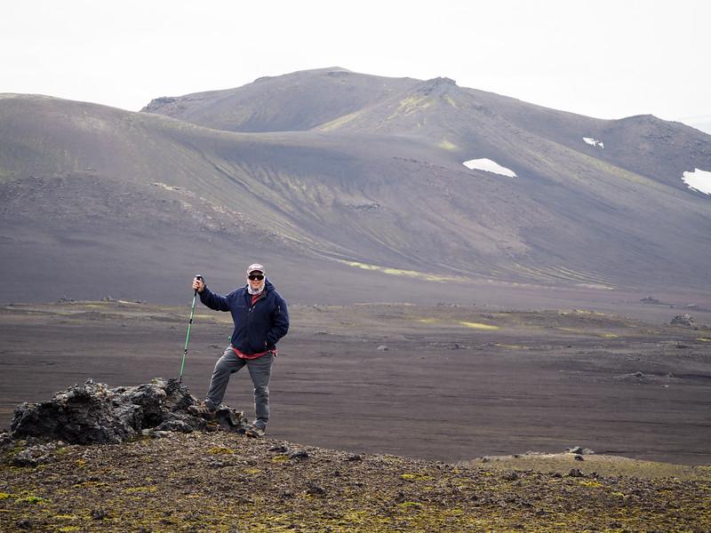 Near Hekla volcano