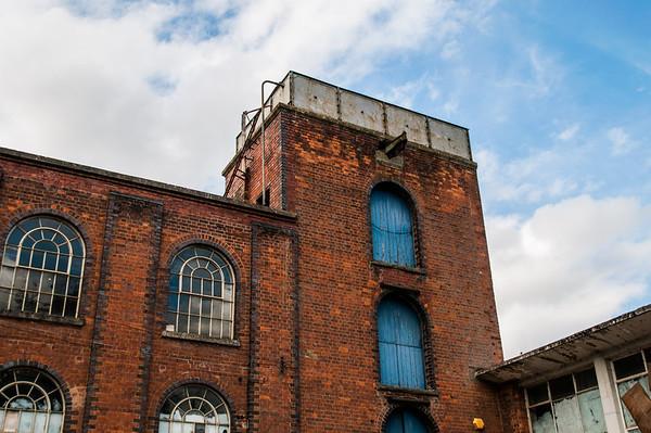 Lewiston Old Mill