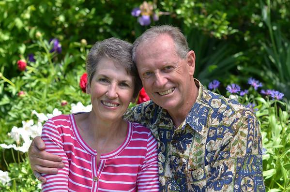 Kyle  & Ursula Jaussi - May 2014