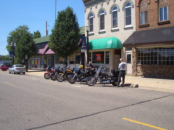 Sturgis 08- The Ride Out