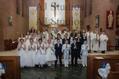 2017 1PM Communion Candids