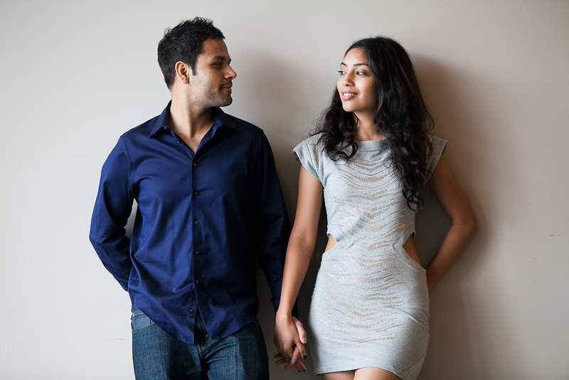 Sruthi and Govind