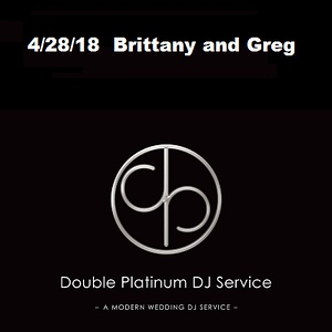 4/28/18 Brittany and Gregg