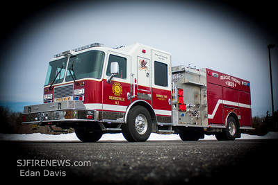 Dennis Fire Co. (Cape May County NJ) Engine 18-36