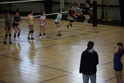 U14 Volleyball