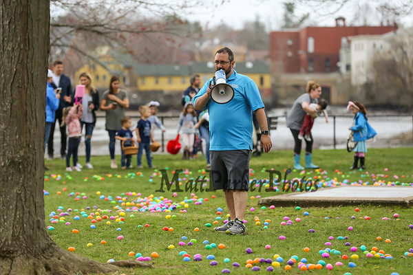 2019-4-20 Exeter Annual Egg Hunt @ Swasey Park