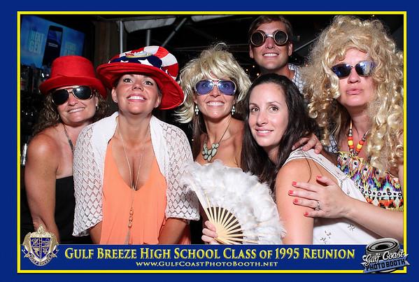 Gulf Breeze High School 1995 Reunion