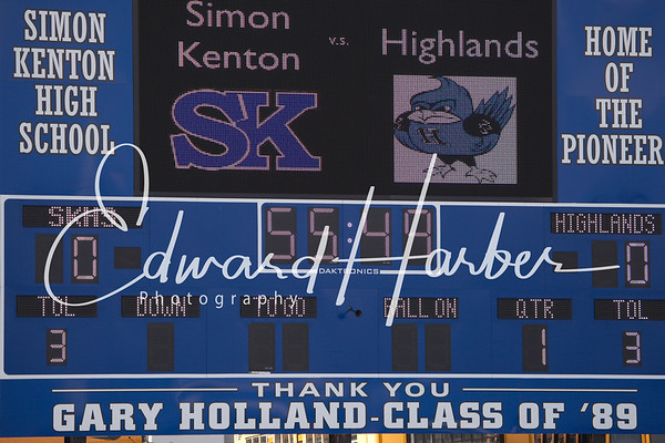 HHS @ Simon Kenton