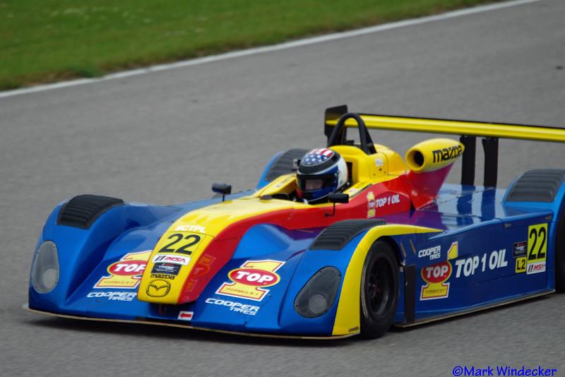 11th 2-L2 Brian Alder BAR1 Motorsports