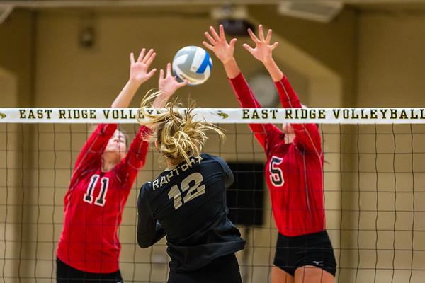 2018 ERHS Volleyball