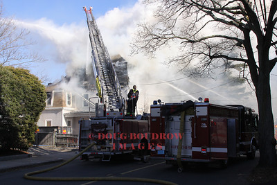 Stoneham, MA - 3rd Alarm, 38 Pleasant Street. 11-28-13