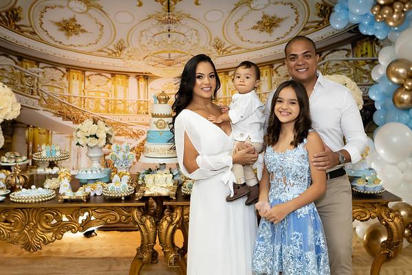 Festa de Realeza no Caramelo Buffet Infantil do Gael