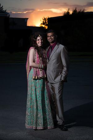 Melissa & Ankur's Wedding
