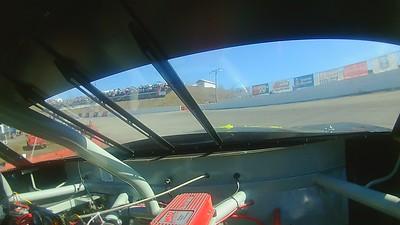 In Car Kingsport Speedway Josh Gobble