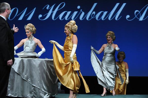 2011 Hairball Awards