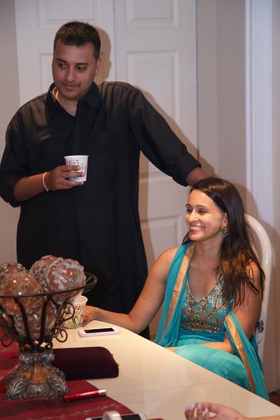 Le Cape Weddings - Indian Wedding - Day One Mehndi - Megan and Karthik  657.jpg