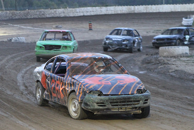 South Buxton Raceway, Merlin, ON, September 20, 2014