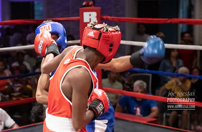 Tylon Mouson vs Eric Denson (w)